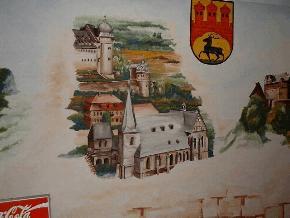 Europe-City Stolberg/Harz
