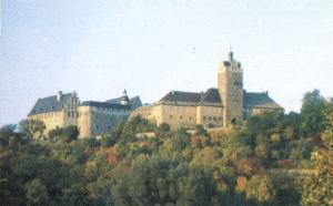 Burg- und Schlossmuseum Allstedt