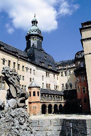 Residenzschloss Sondershausen